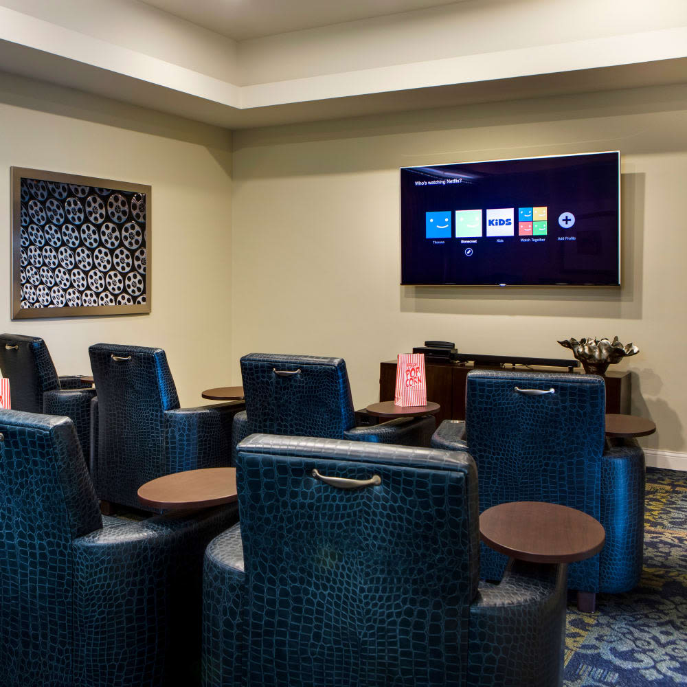 There's never a shortage of entertainment options at Stonecrest Senior Living communities