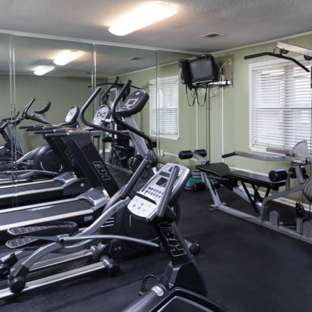Rollingwood's advanced fitness center