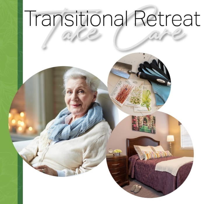 Transitional Retreat, Take Care at Willow Creek Memory Care at Lee's Summit
