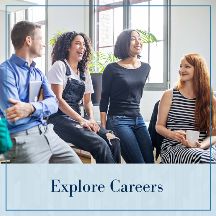 View career opportunities with The Severn Companies in Annapolis, Maryland