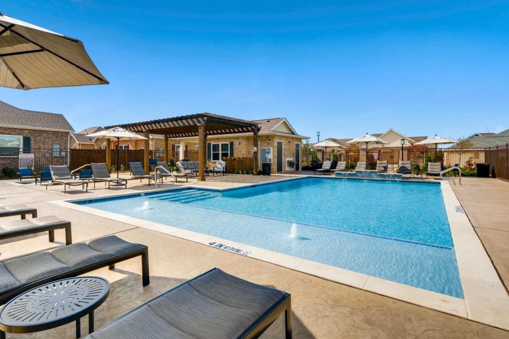 Pool at Avilla Northside