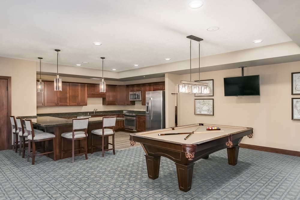 Co-op features at Applewood Pointe of Eagan in Eagan, Minnesota.