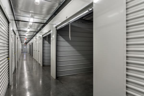 Climate-controlled storage at StorQuest Self Storage in Fresno, California