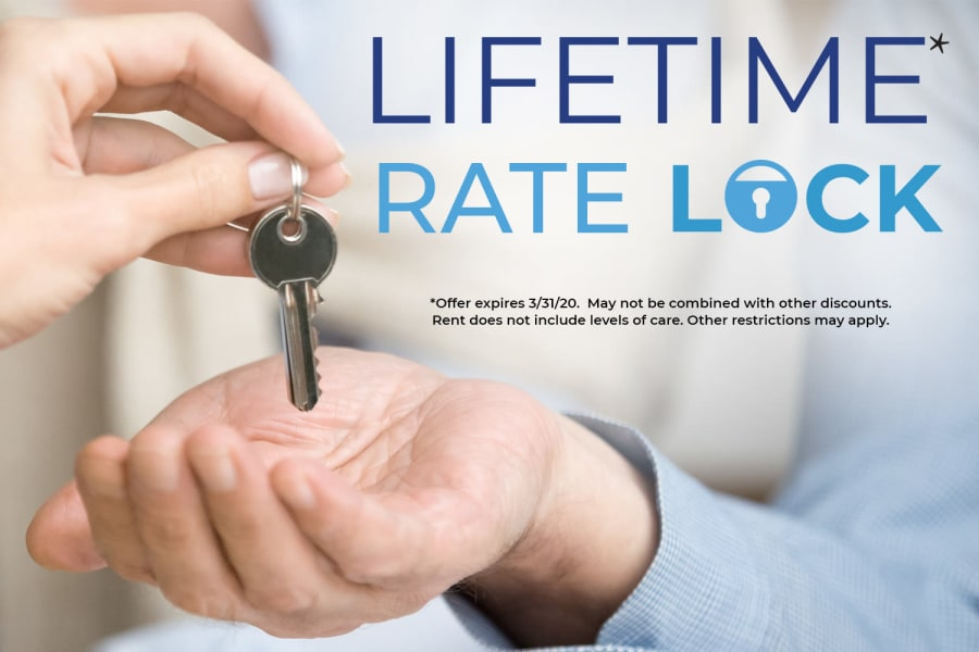 lifetime lock