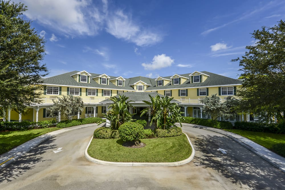 A premiere Arbor Oaks Senior Living community