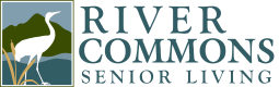 River Commons Senior Living Logo
