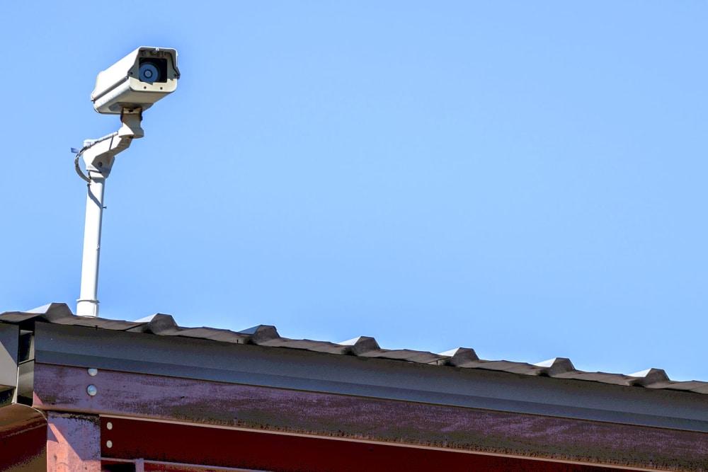 Prime Storage security camera in Acworth, Georgia