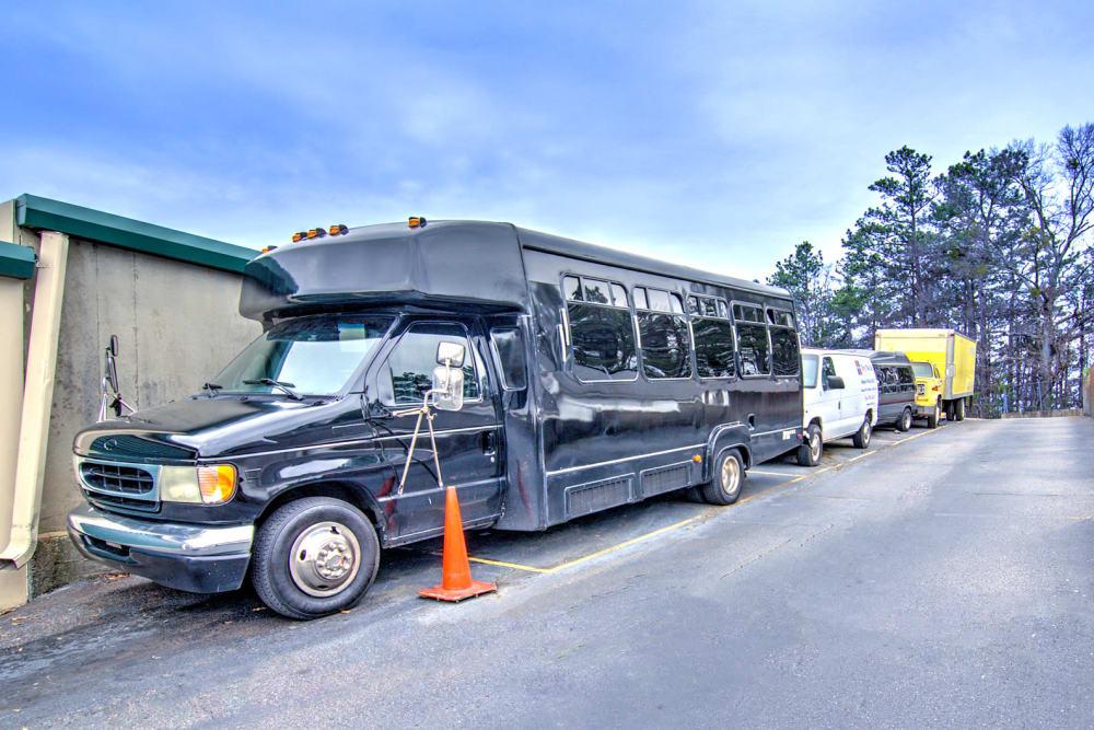 Store your RV, boat or auto with Prime Storage in Marietta, Georgia