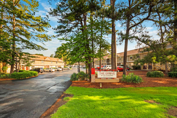 The Grove at Six Hundred apartments in Rome, Georgia