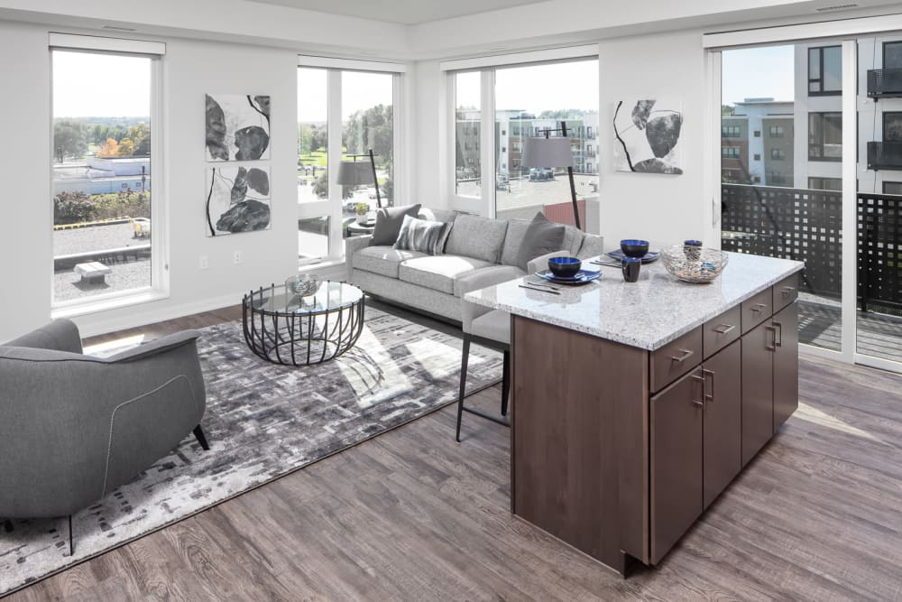 The Maven on Broadway | Luxury Apartments near Mayo Clinic in Rochester