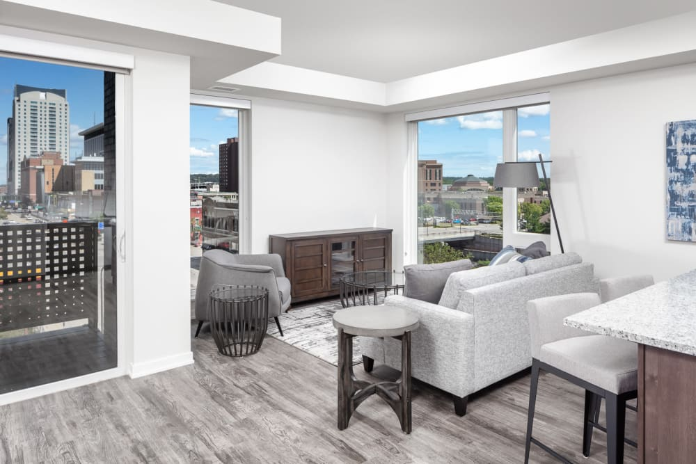 The Maven on Broadway | Penthouse Luxury Apartments near Mayo Clinic in Rochester, MN