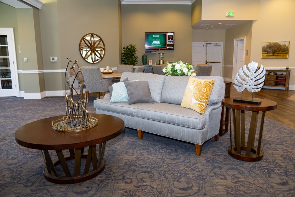 Lounge at The Legacy at Liberty Ridge in West Chester, Ohio