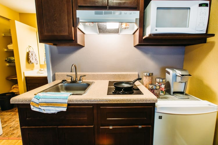 Studio West offers a beautiful studio kitchen in Boone, North Carolina