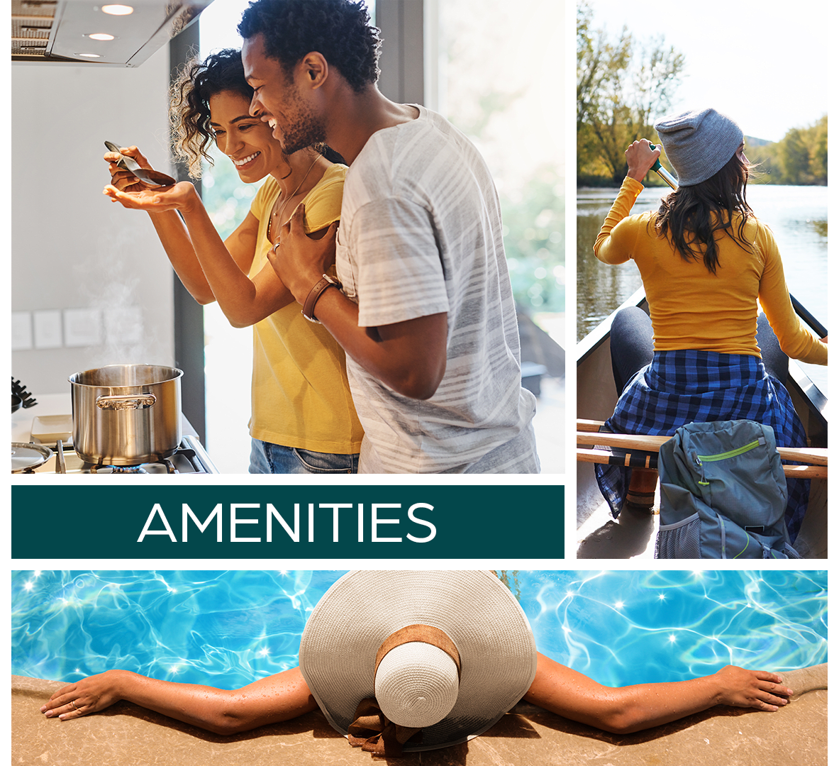 View the Amenities at The Maven on Broadway in Rochester, Minnesota