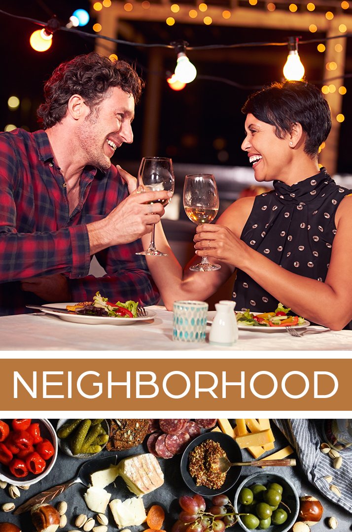 View Neighborhood at The Maven on Broadway in Rochester, Minnesota