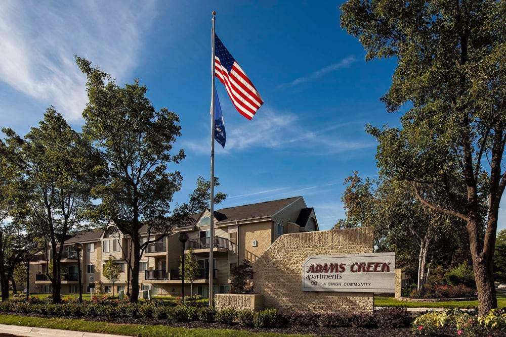 Welcome to Adams Creek in Auburn Hills, MI