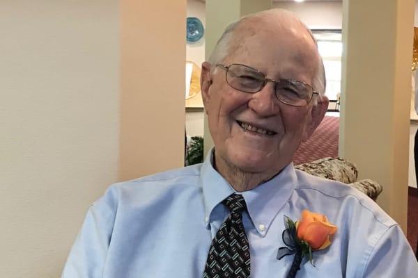 Testimonials from residents at Maple Ridge Gracious Retirement Living in Cedar Park, Texas
