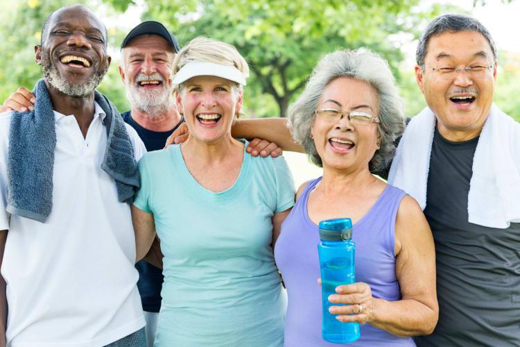 Residents at The Retreat at Sunny Vista