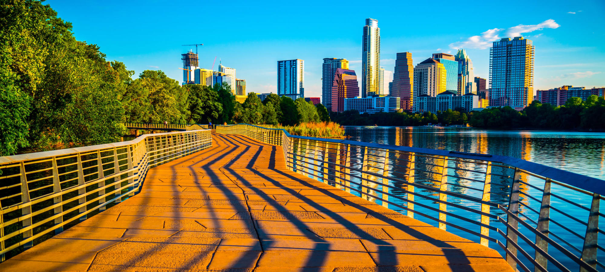Neighborhood near Regents West at 24th in Austin, Texas