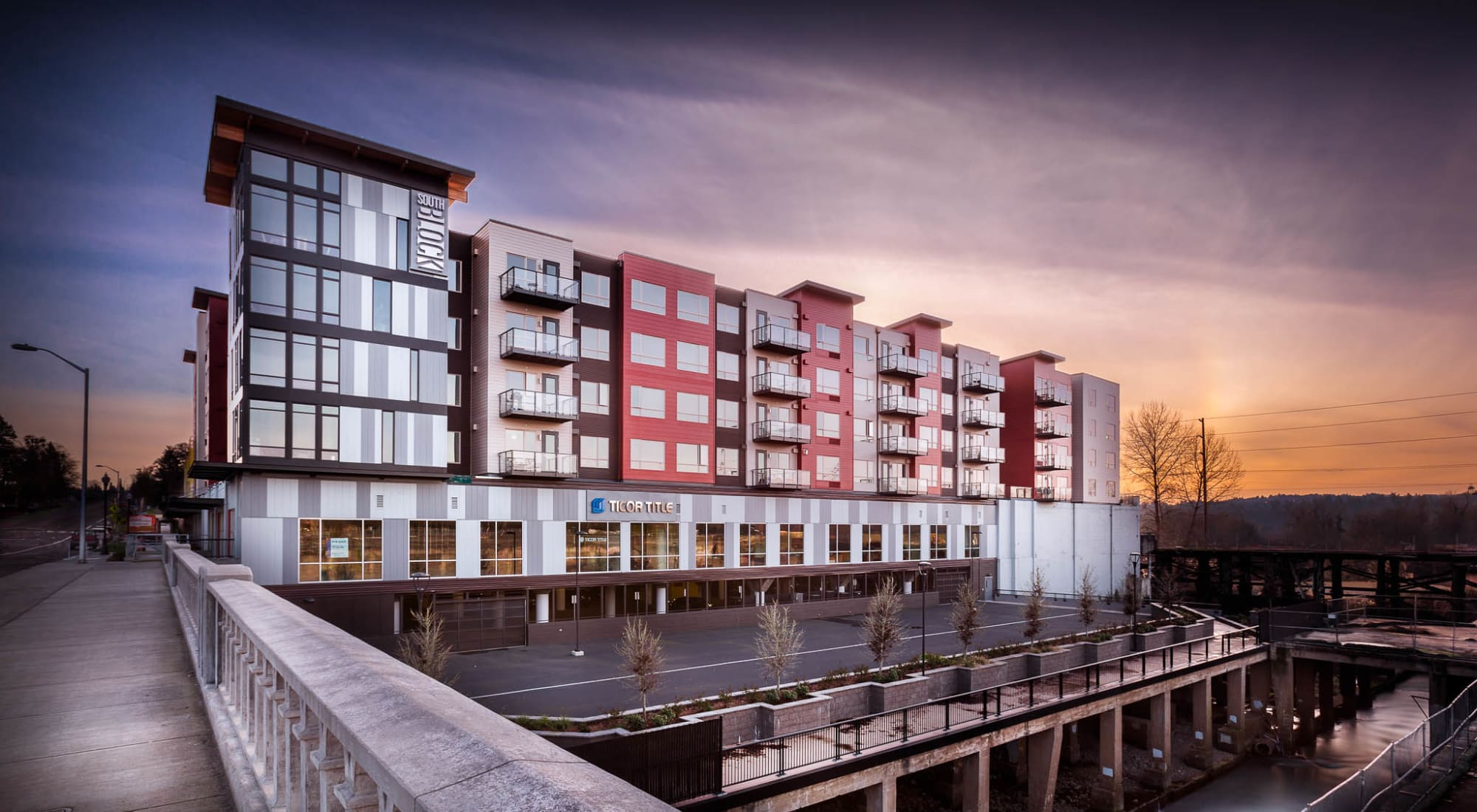 Downtown Salem Or Apartments South Block Apartments
