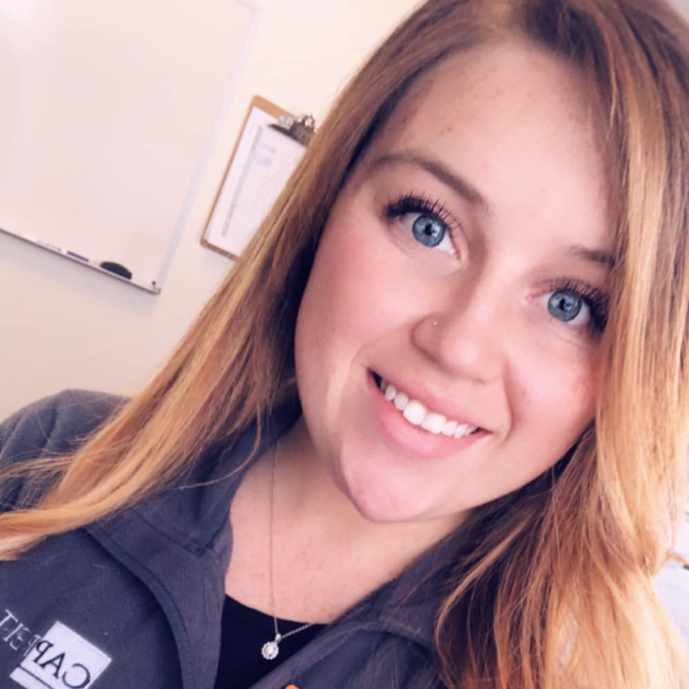 Jesandra Parrett, Assistant Community Manager, Rochester Highlands