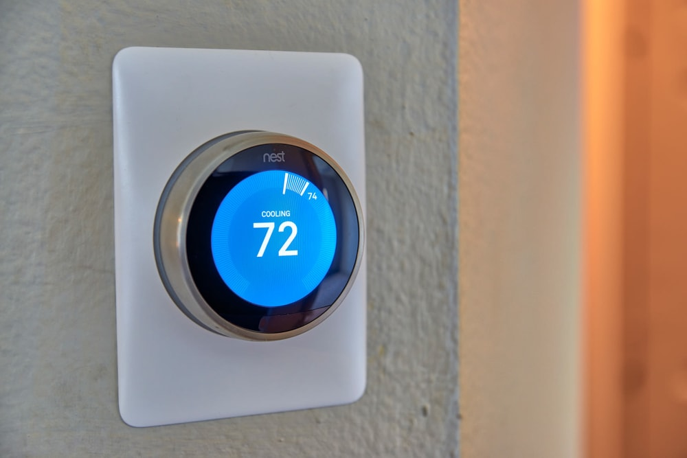Nest Thermostat at Gateway Park Apartments in Denver, CO