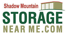 Shadow Mountain Storage Logo