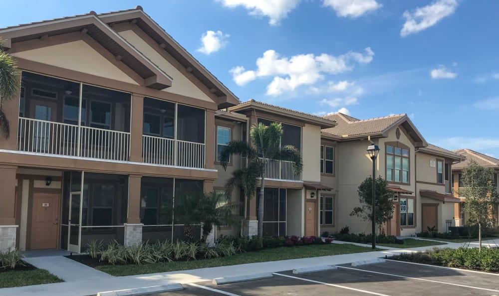 community exterior Springs at Gulf Coast in Estero, FL