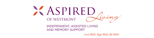 Aspired Living of Westmont logo