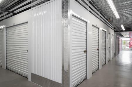Interior Units of StorQuest Express - Self Service Storage in Sacramento, California