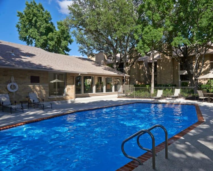 Swimming pool at Retreat at Hart Ranch in San Antonio, Texas