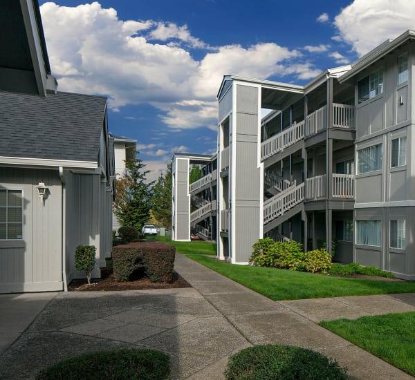 Enjoy the neighborhood at Bridge Creek Apartments in Vancouver