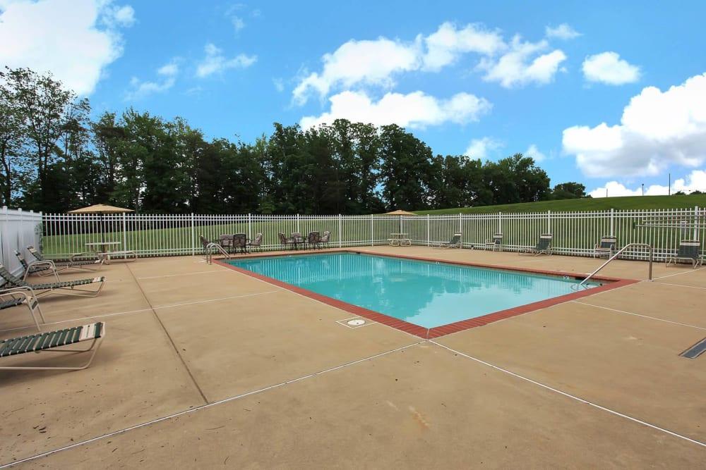 Pool at Salem Fields in Fredericksburg