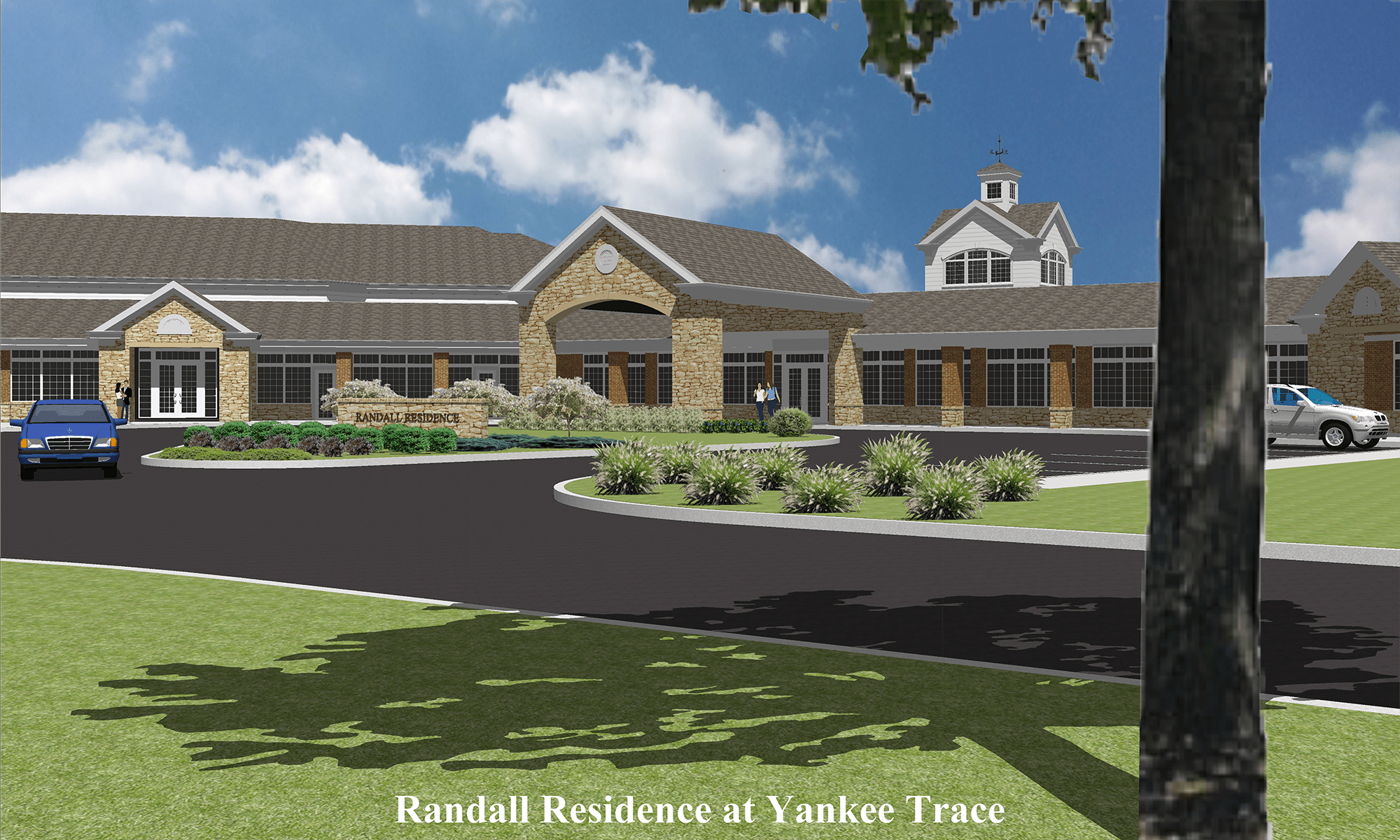 Premier assisted living care at Randall Residence of Centerville in Centerville, Ohio.