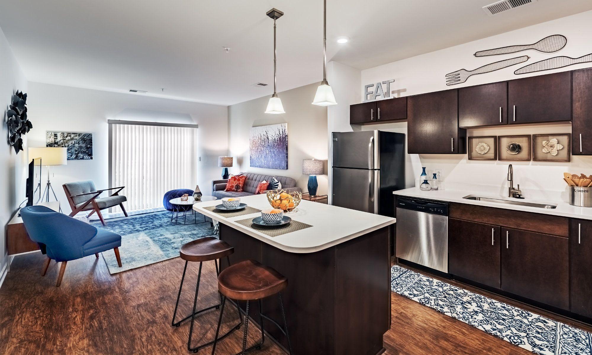 Aliquippa Pa Apartments The Kane At Gray S Landing