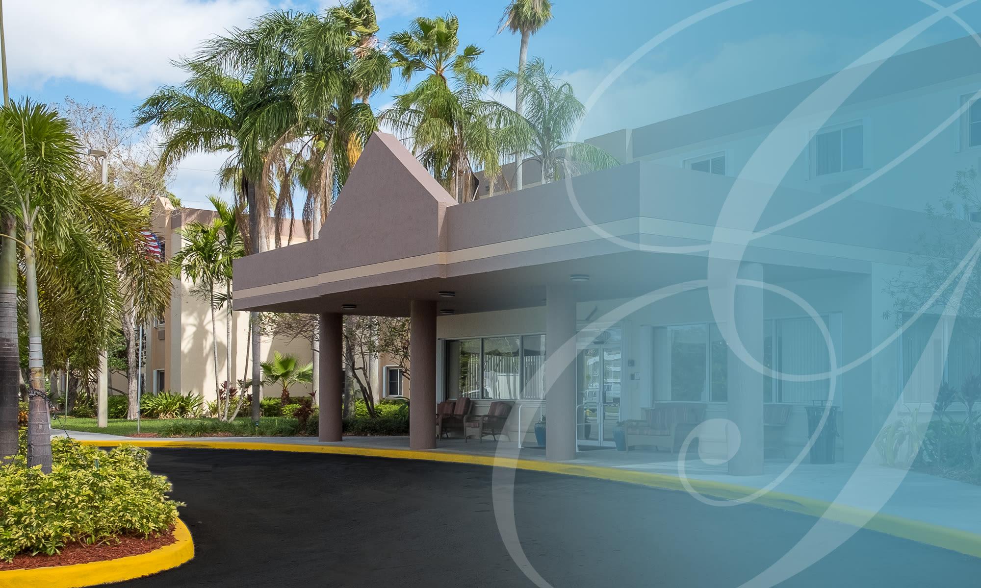 Entrance/Foyer at Grand Villa of Deerfield Beach in Deerfield Beach, Florida