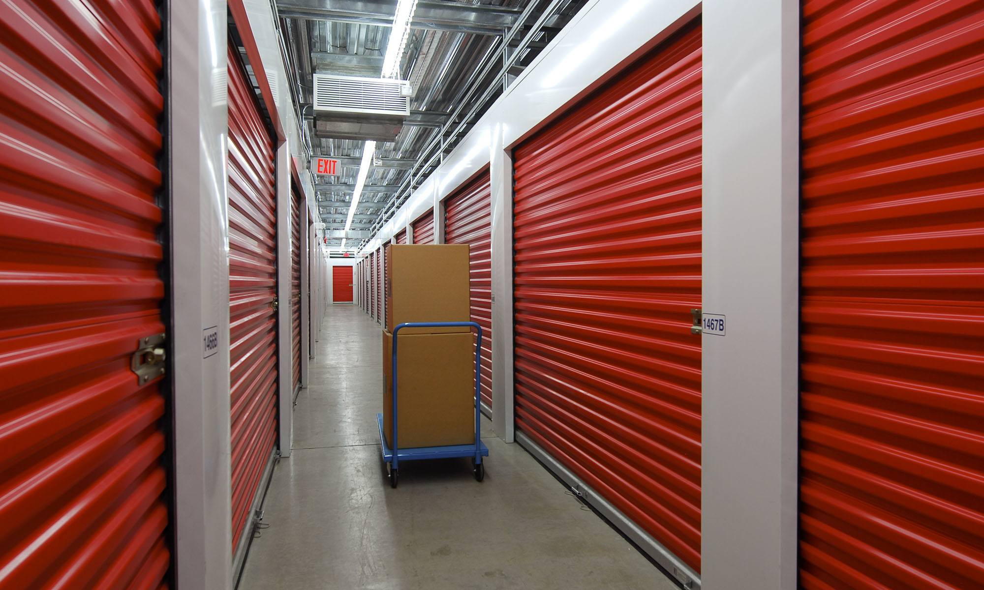 Self storage in Surrey