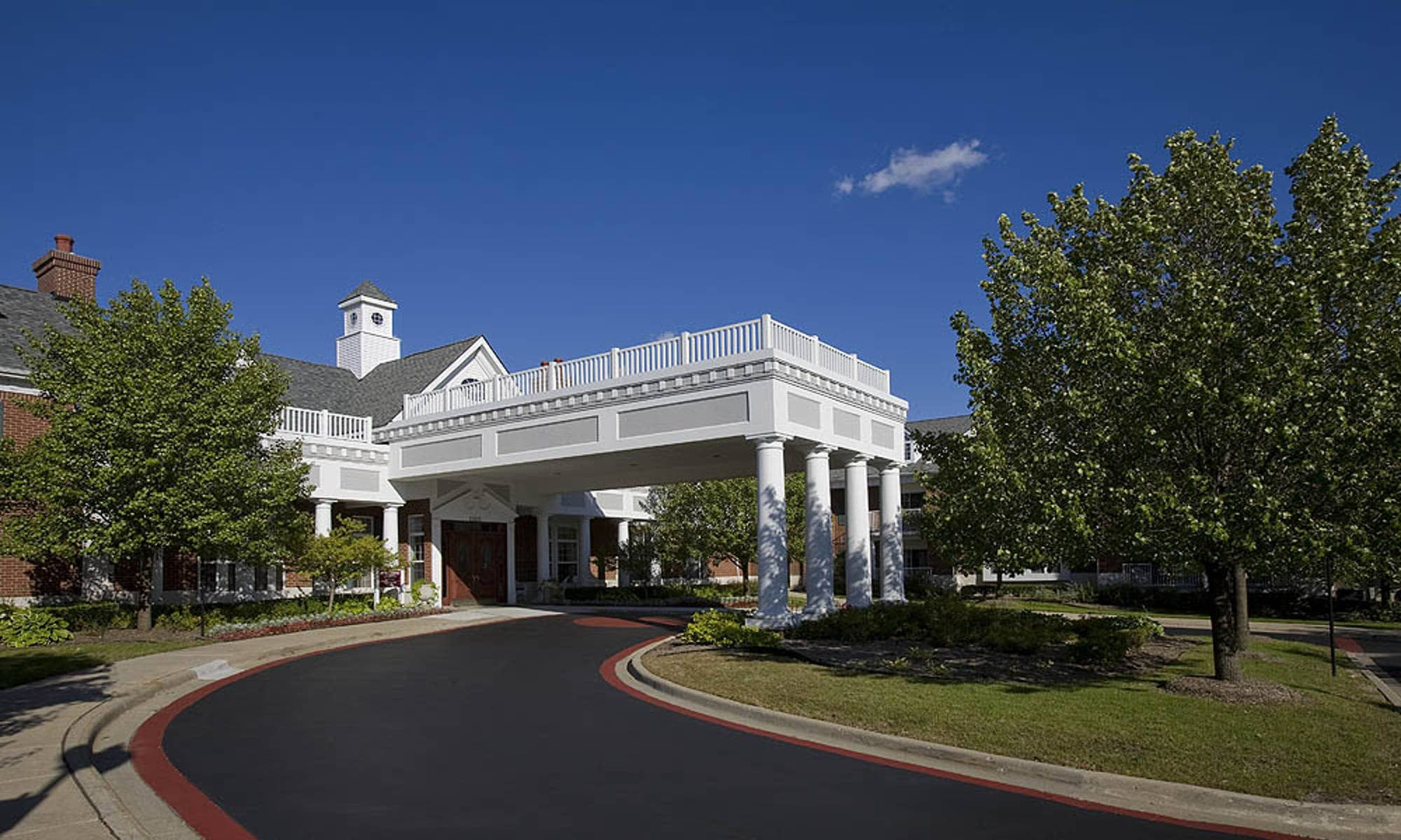 Senior living in Novi, MI