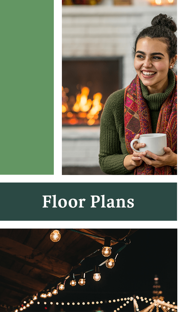 View our floor plans at The Belmont in Grand Prairie, Texas