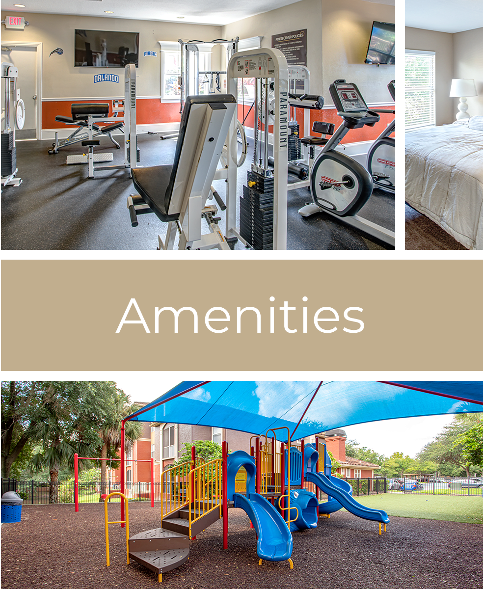View our amenities at Amara at MetroWest in Orlando, Florida