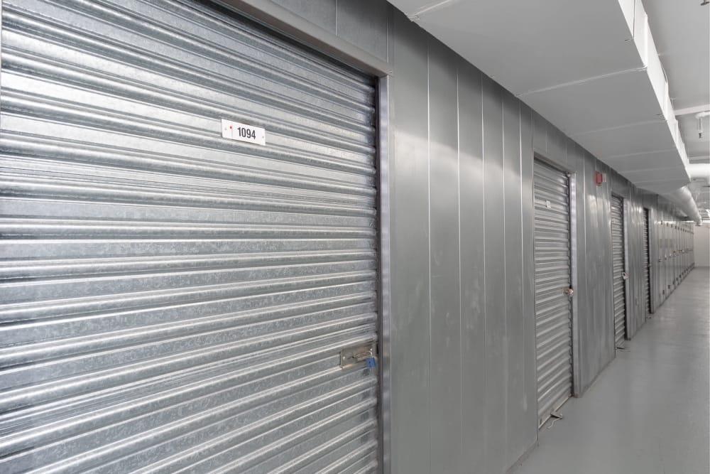 Interior units at StorQuest Self Storage in Los Angeles, CA