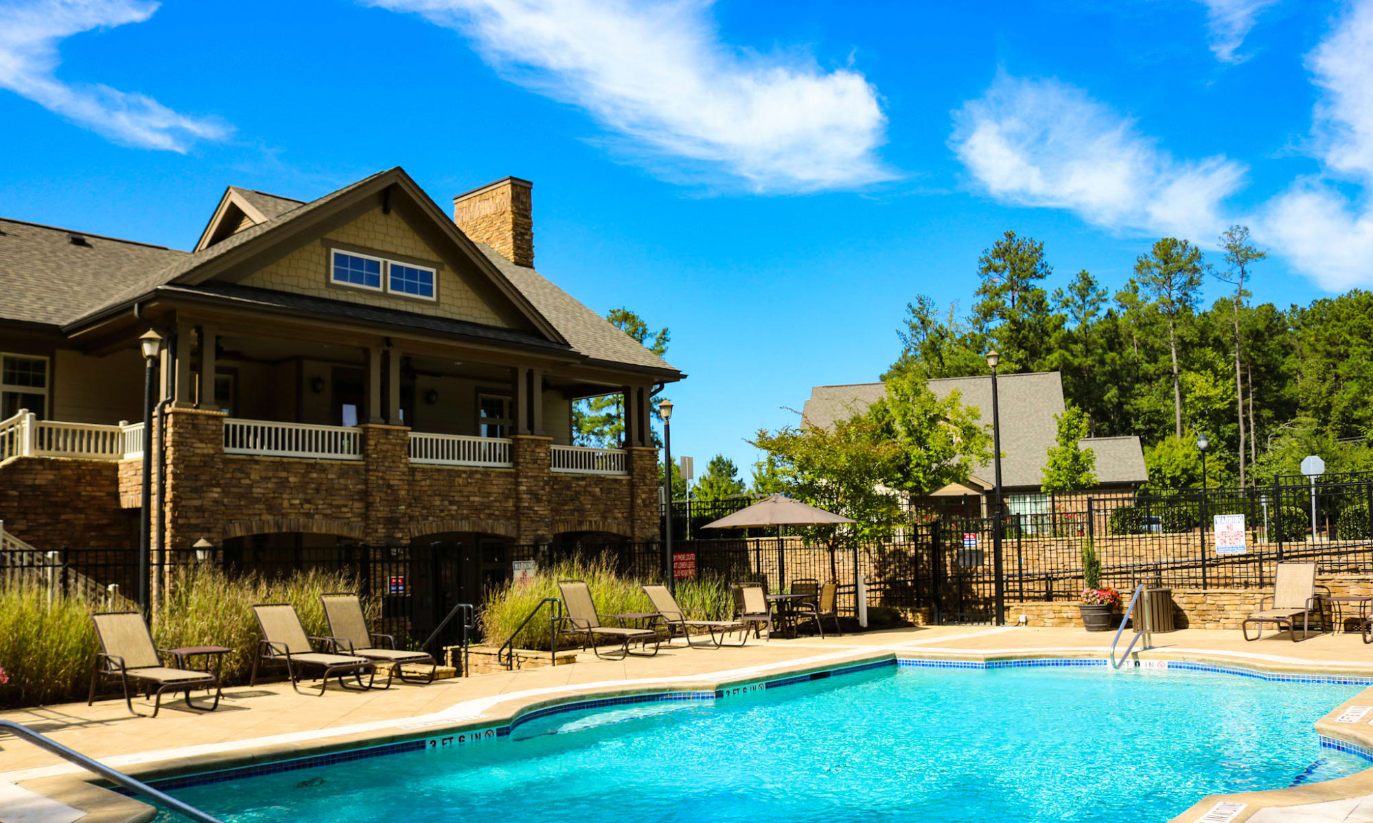 Take a look at our apartments at Townhomes at Chapel Watch Village