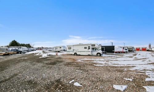 RV Storage storage in Loveland, Colorado