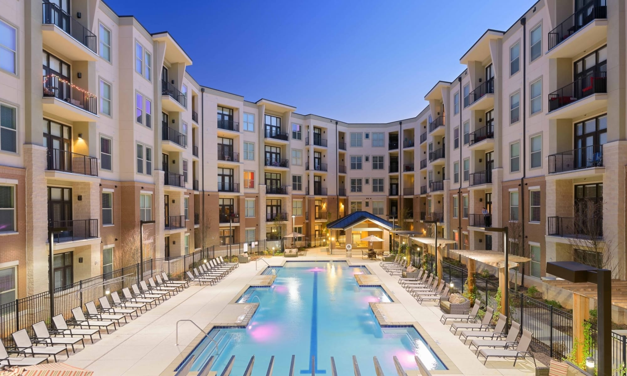 Luxury Apartments Southpark Charlotte