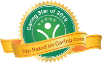 Caring stars award for Arbour Square of Harleysville in Harleysville, Pennsylvania