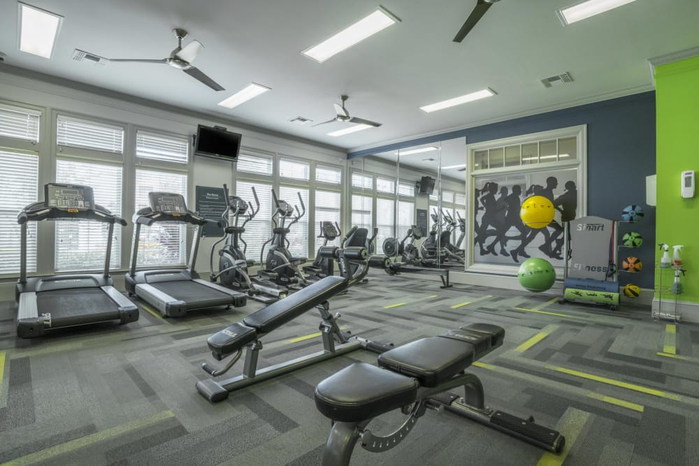 Enjoy Apartments with a Gym at The Haven at West Melbourne