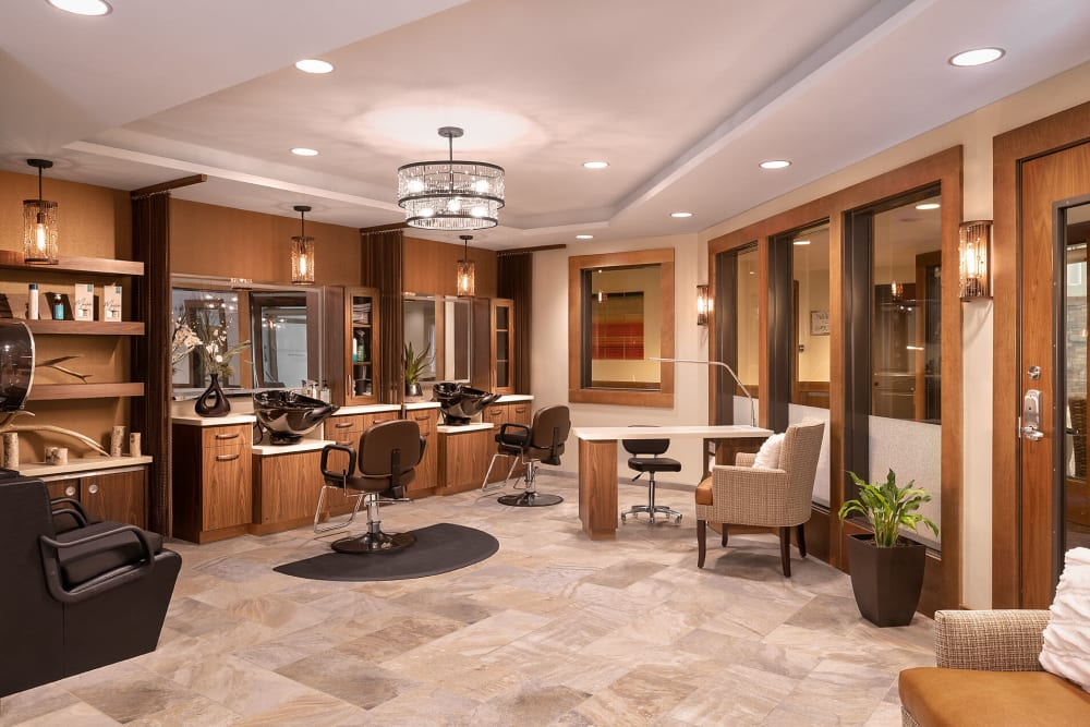 high quality salon at The Springs at Bozeman in Bozeman, Montana