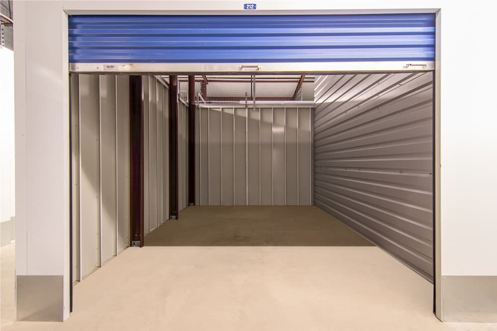 Storage unit with roll up door at Rite Storage in Middletown, NY