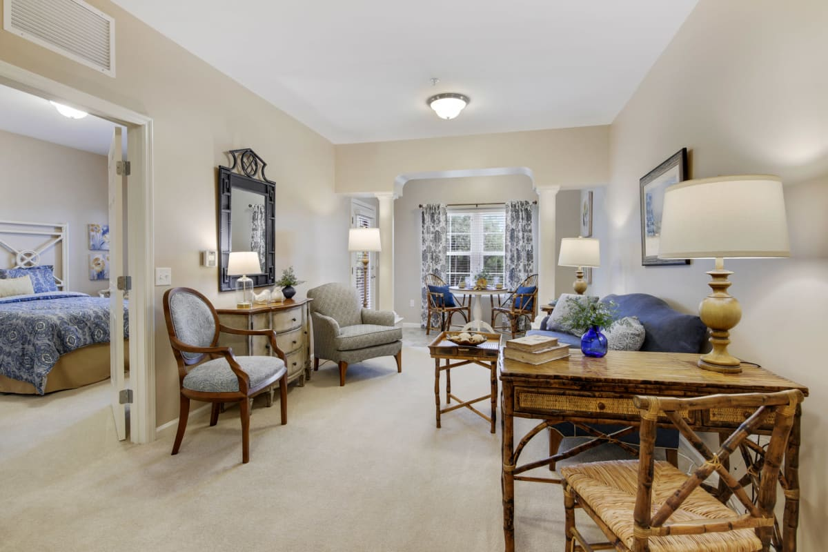 Large resident apartment at Keystone Place at Terra Bella in Land O' Lakes, Florida
