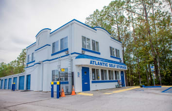 Visit our Airport location's website to learn more about Atlantic Self Storage in Jacksonville, FL